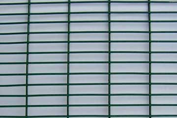 Xcluder® stainless steel welded fence mesh