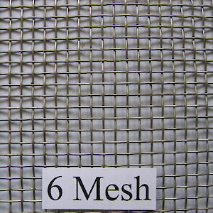 S.S. 304 mesh for rodent proofing/exterior cavity closers in housing/sheds/ventilation